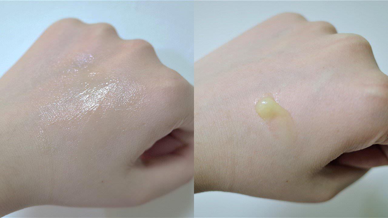 布瓦宏-金盞花全效乳膏的質地較為濃綢