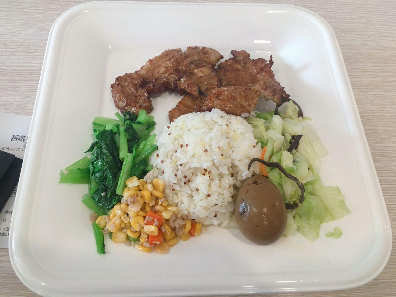 神農黑豚飯