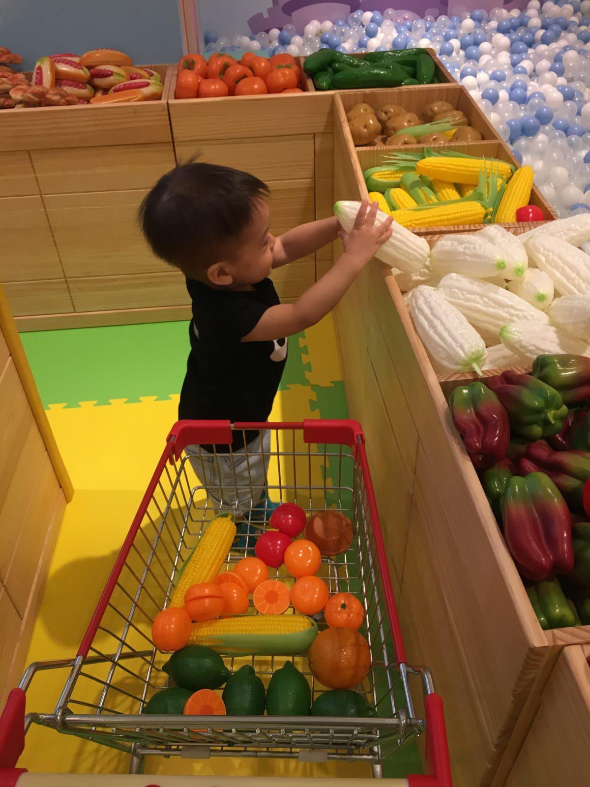 遊戲愛樂園-超市區