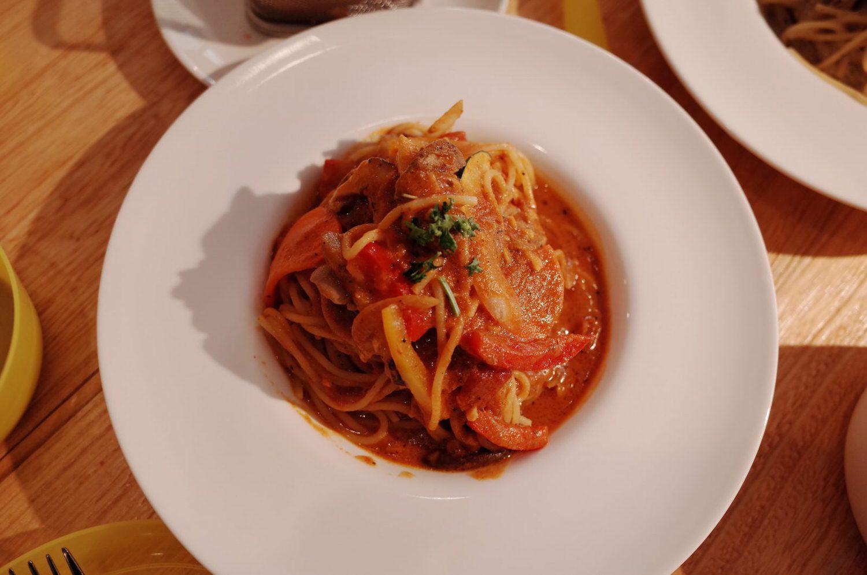 東區素食餐廳 Mani mani-