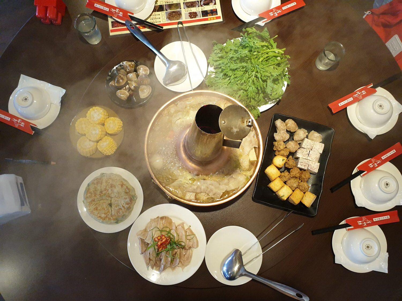 驛站房-酸菜白肉鍋、酸白菜火鍋與其它食物們