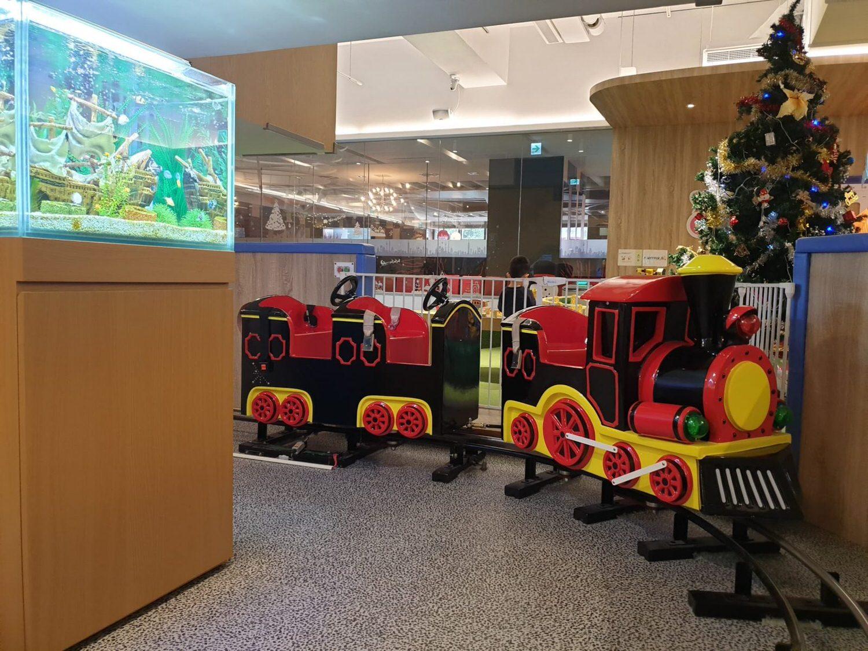 格林屋-小火車