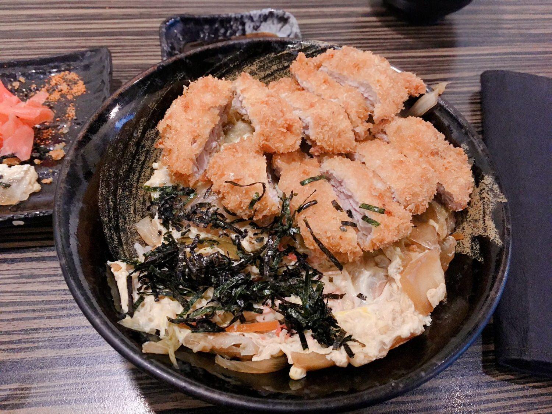 小樽食堂-炸豬排丼