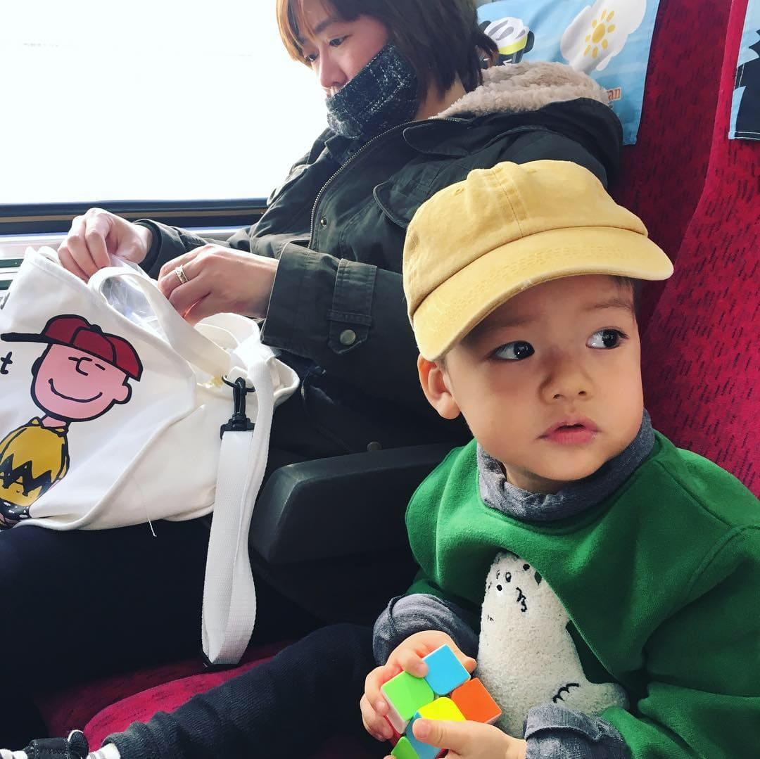 歡喜坐火車