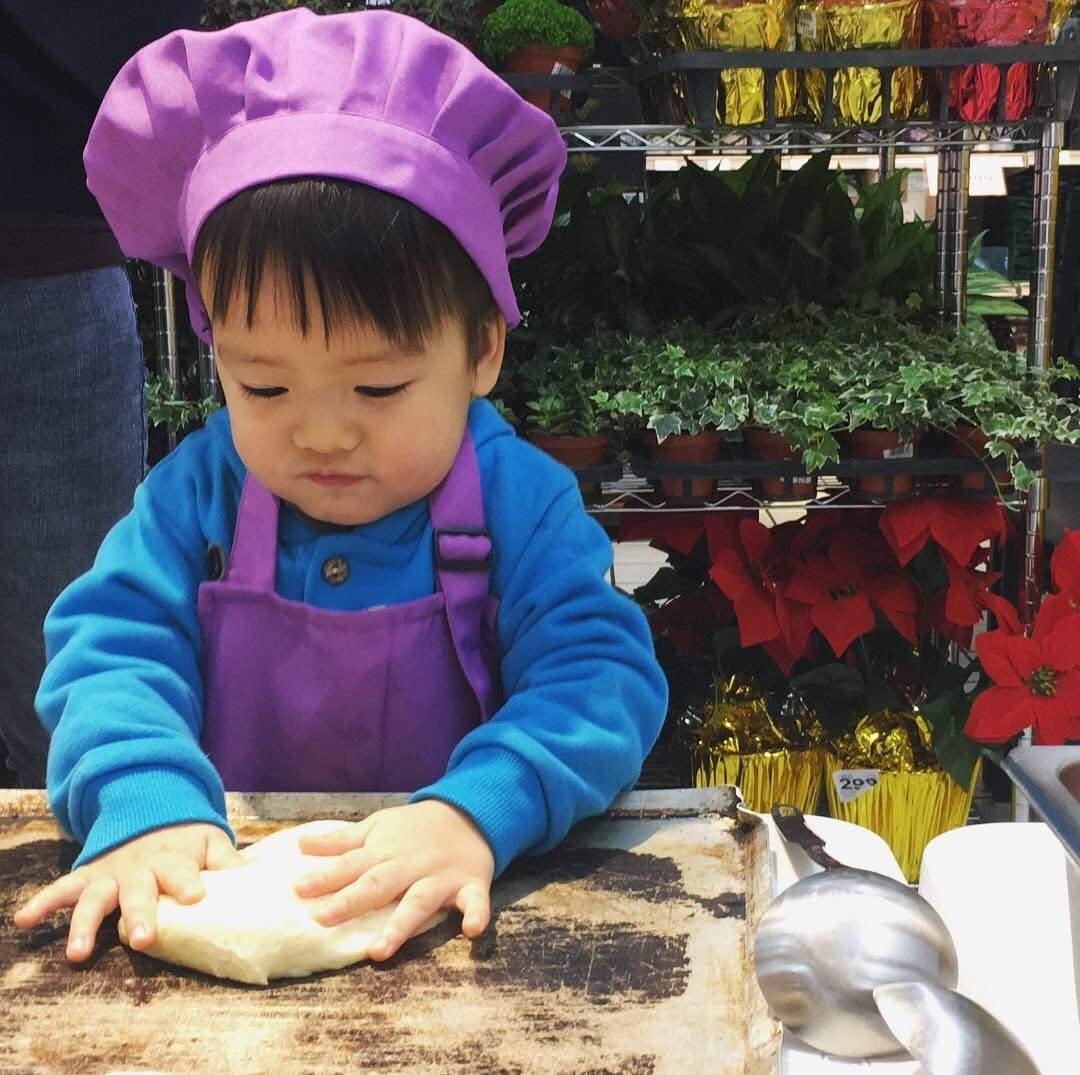 家樂福披薩DIY體驗活動