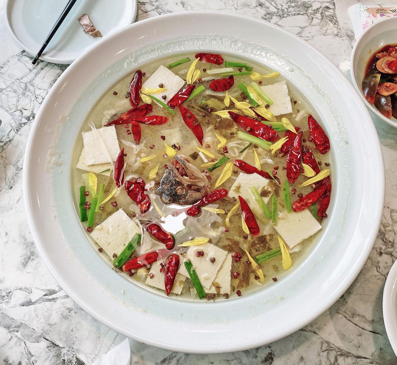 鵝川-老罈子酸菜魚